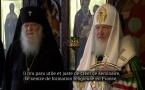 Vidéo du discours du patriarche Cyrille après la prière dans la chapelle du Séminaire