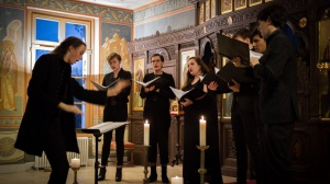 """REPORTAGE : concert de musique de la Renaissance anglaise par l'ensemble """"Les Temps Dérobés"""""""