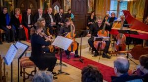 REPORTAGE: concert de la musique baroque au séminaire