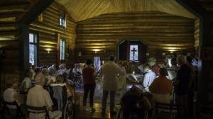 Reportage sur le stage de musique liturgique à Sylvanès. Transfiguration 2019