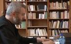 """Reportage vidéo """"Une journée au séminaire orthodoxe russe en France"""""""
