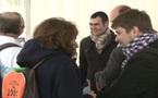 """Vidéo: Des séminaristes participent à """"Mission Métropoles. Hosanna en ville"""" à Notre-Dame de Paris"""