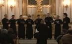 VIDEO: Concert du choeur du séminaire à Saint-Médard de Brunoy. Partie I.