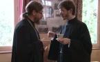 Reportage sur la visite au séminaire de l'archimandrite Tikhon Chevkunov
