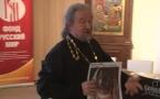 "Vidéo: P. Nicolas Nikichine, ""Lieux saints de France: regard orthodoxe"""