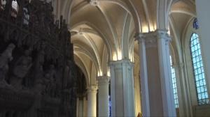 Film sur la venue des séminaristes de Saint-Pétersbourg