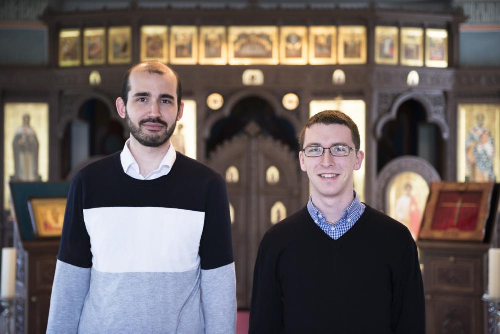 Deux séminaristes d'Issy-les-Moulineaux passent une semaine chez nous