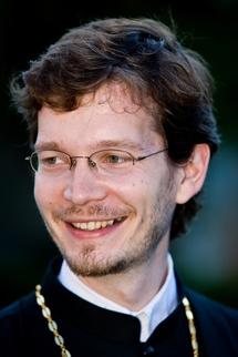 Hiéromoine Alexandre Siniakov, recteur