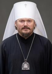 Mgr Nestor Sirotenko, évêque de Chersonèse, chancelier