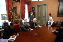 """Patriarche Cyrille: """"J'espère que le séminaire russe sera un pas de plus dans le rapprochement de nos pays"""""""