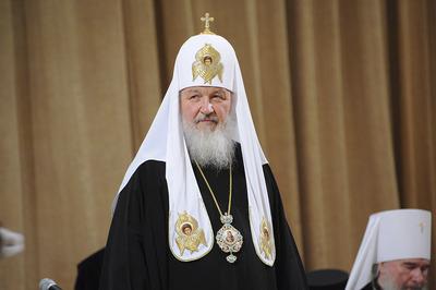 Message du patriarche Cyrille à l'occasion de l'inauguration du séminaire
