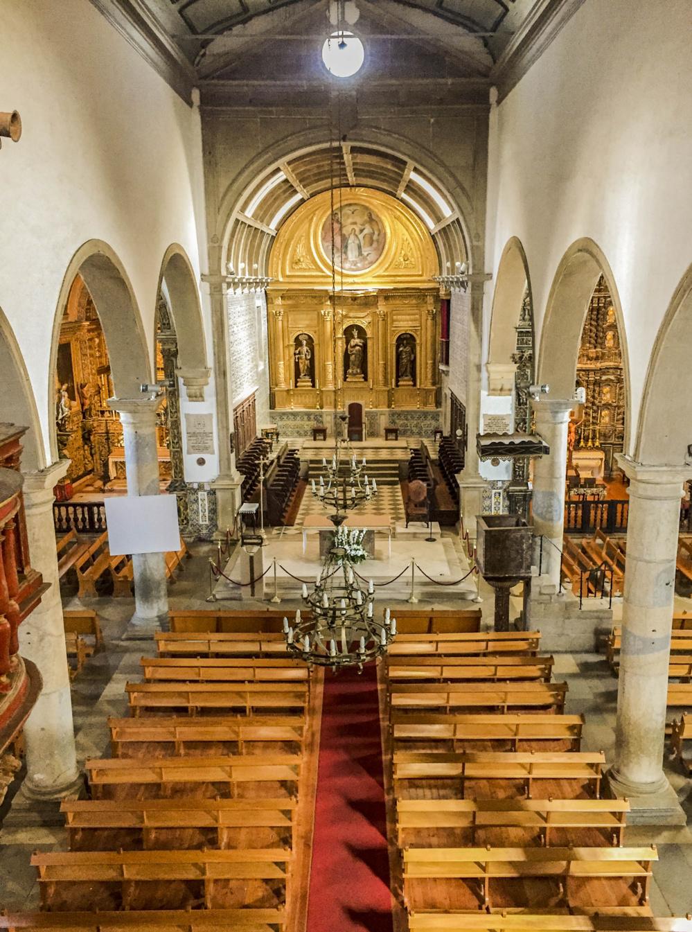 Cathédrale de Faro (Portugal)