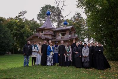 Stage pour des fidèles orthodoxes de la Martinique