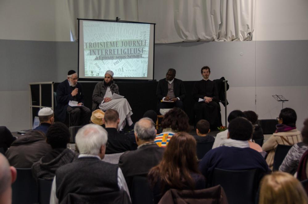 Chrétiens, juifs et musulmans se réunissent pour la troisième fois à Épinay-sous-Sénart