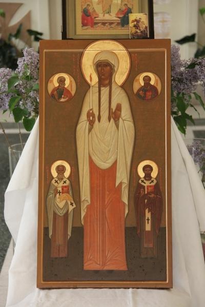 Le séminaire recevra des reliques de sainte Geneviève