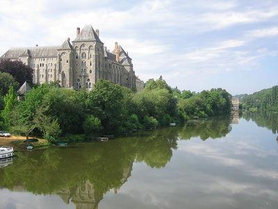 Voyage à l'abbaye Saint-Pierre de Solesmes
