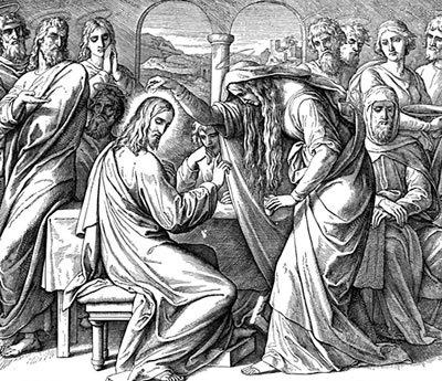 Homélie pour le Mercredi Saint