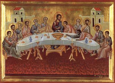 Homélie pour le Jeudi Saint