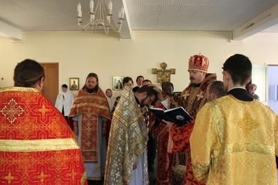 Le recteur et l'inspecteur du séminaire reçoivent des distinctions patriarcales pour la Saint Martin