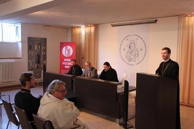 """""""La formation au séminaire orthodoxe en France associe l'enseignement laïc et religieux"""". Interview du recteur du séminaire au site de l'aumônerie de l'Université de Moscou"""