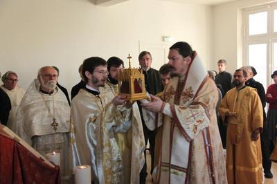 Le séminaire a célébré le 16 janvier 2012 sa fête patronale, la mémoire de sainte Geneviève