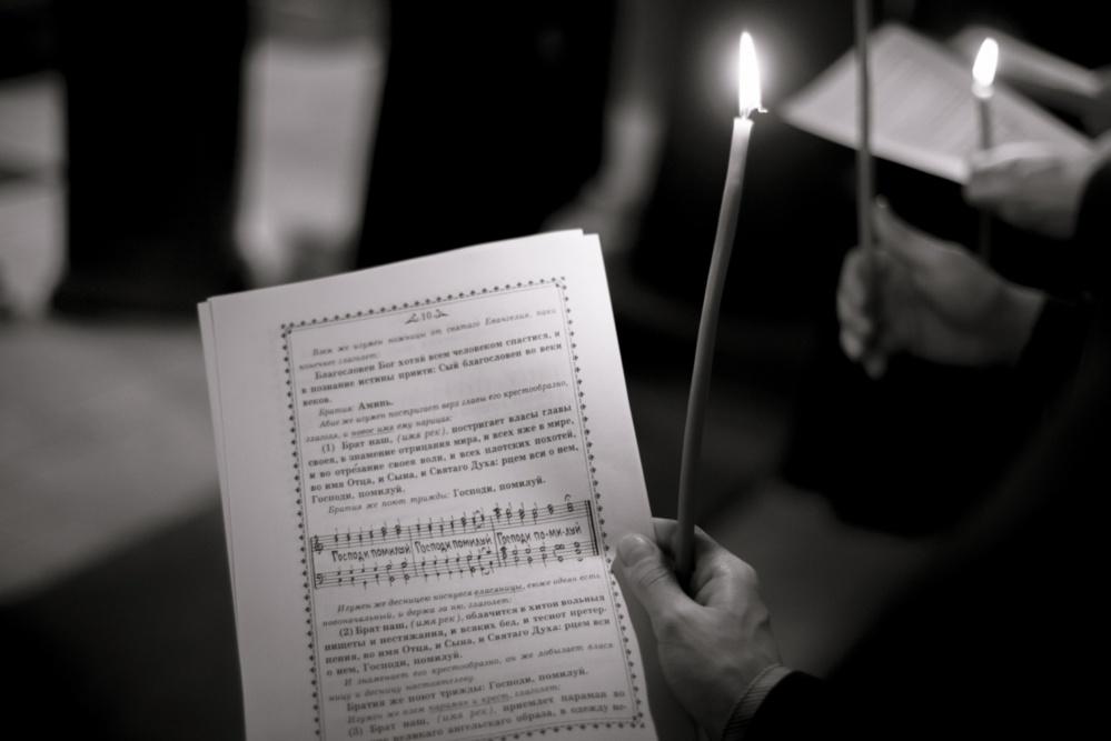 À partir du 14 septembre la communauté monastique de notre Séminaire célébrera des matines quotidiennes
