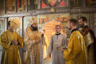 Ordination diaconale de Denis Volkov