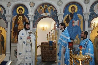 Deux derniers jours du pèlerinage à Rome: liturgie à l'église russe Sainte-Catherine et rencontre avec le cardinal Kurt Koch