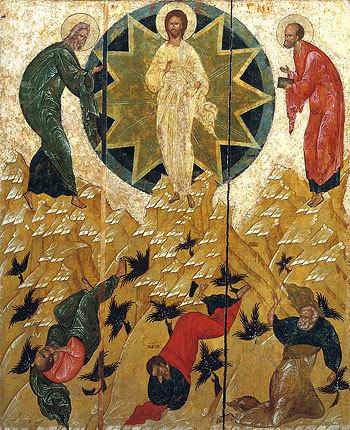 Homélie pour la solennité de la Transfiguration du Seigneur (2012)