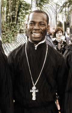 Gesnel Augustin, prêtre
