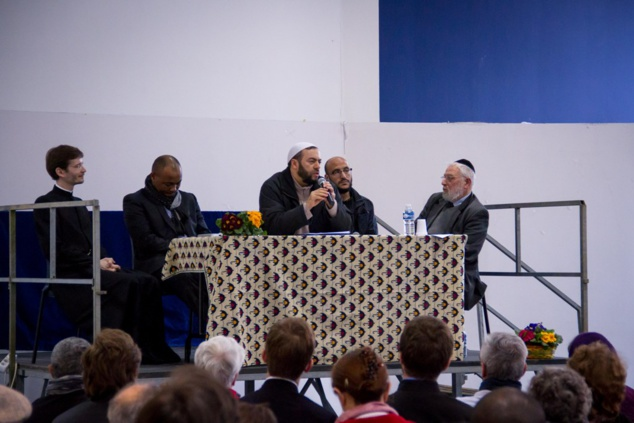 La première Journée interreligieuse d'Épinay-sous-Sénart a réuni de nombreux juifs, chrétiens et musulmans