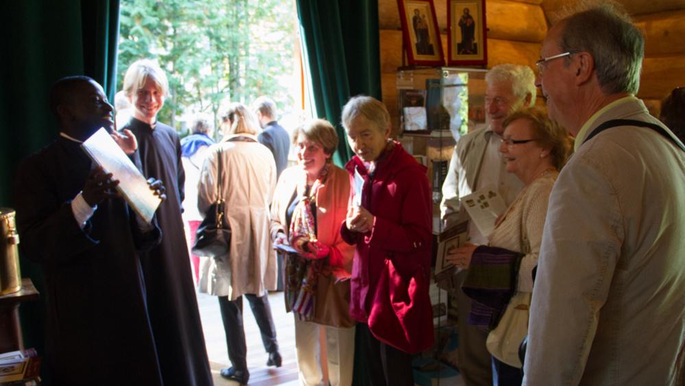 Compte-rendu et photographies des Journées du patrimoine au Séminaire
