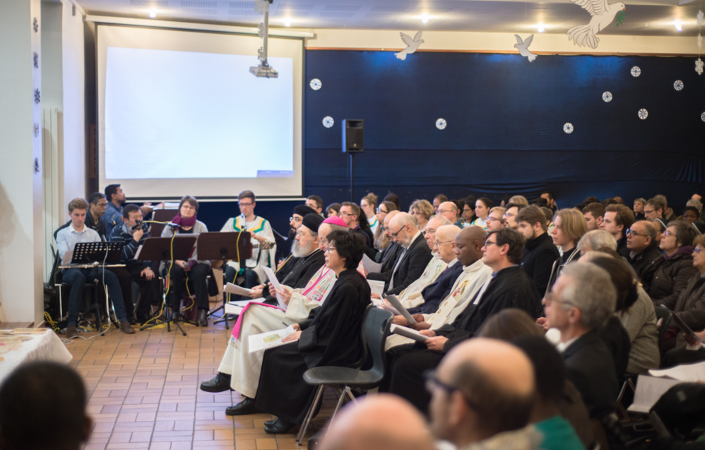 Célébration départementale de la Semaine de prière pour l'unité des chrétiens