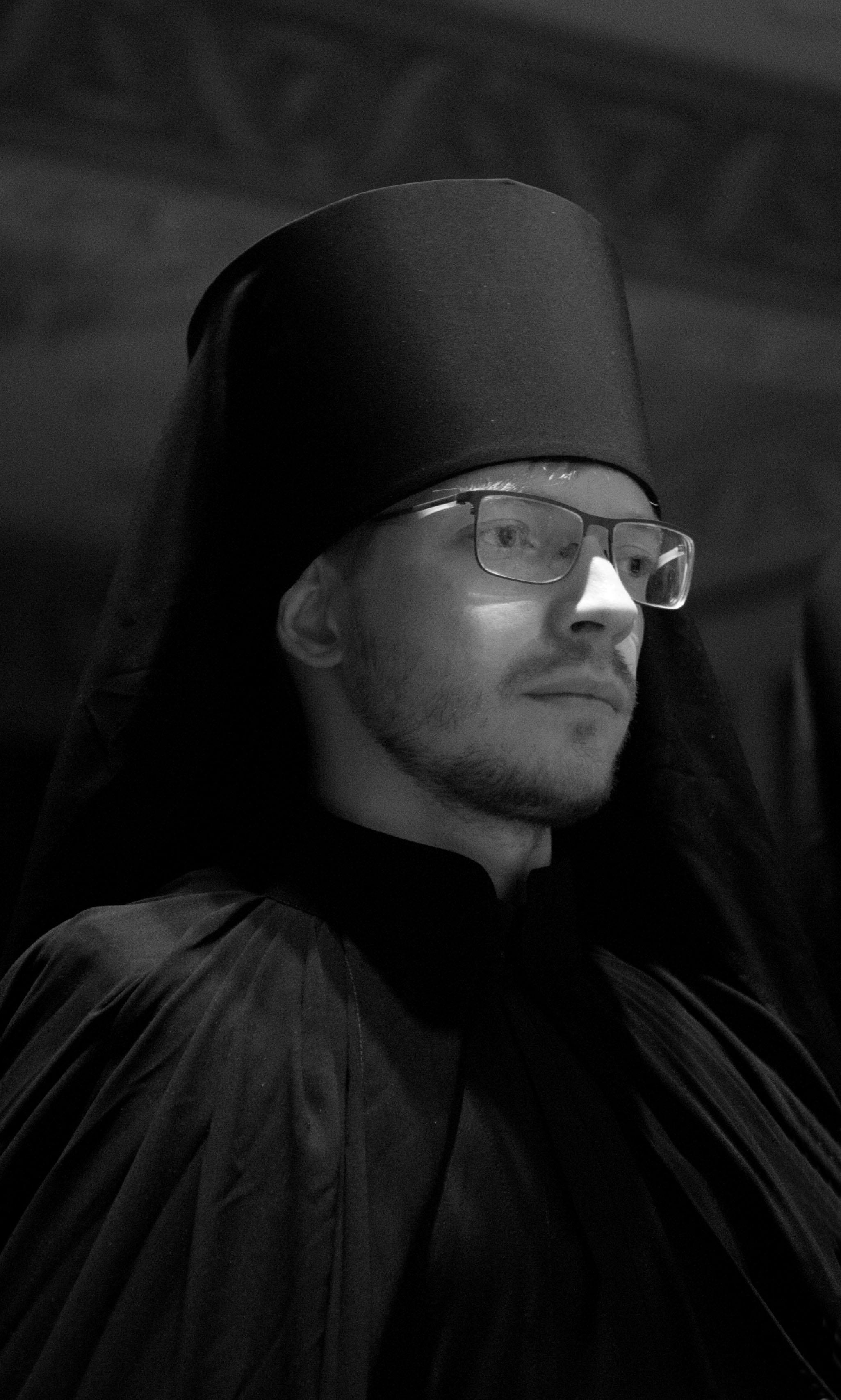 Denis Volkov, hiérodiacre
