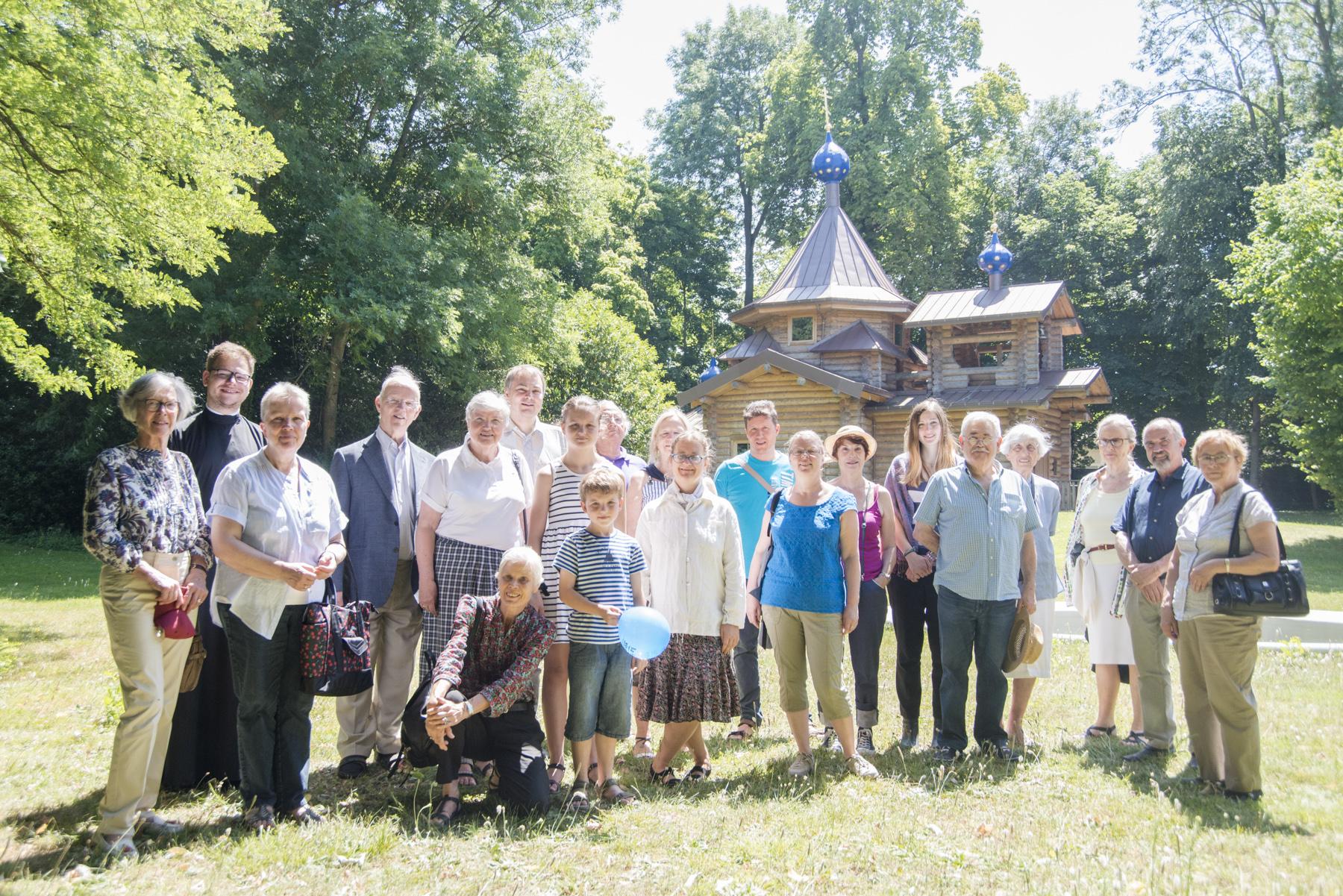 La paroisse protestante allemande de Paris nous a rendu visite