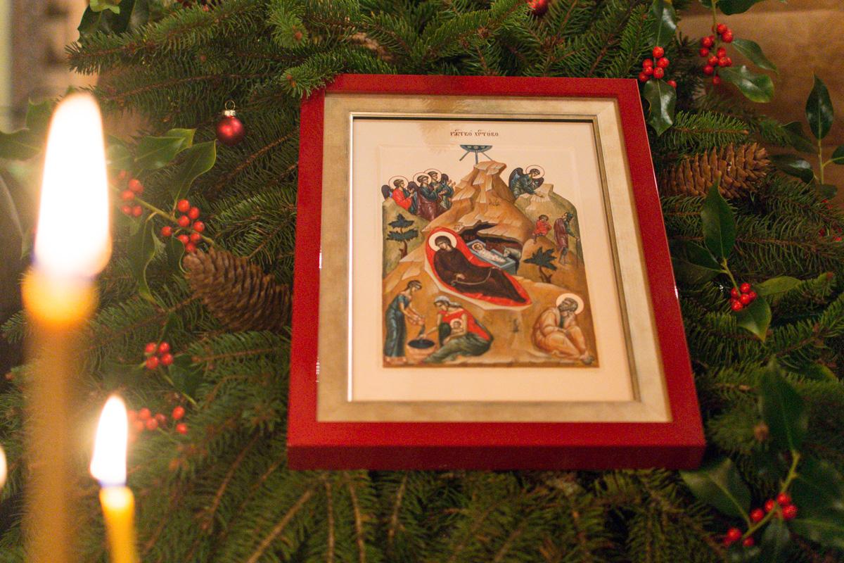 Reportage photographique sur notre célébration de Noël