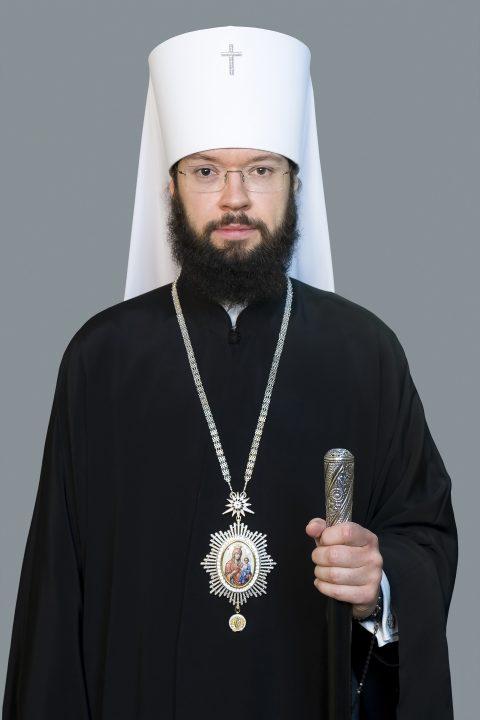 Mgr Antoine Sevryuk, métropolite de Chersonèse, chancelier