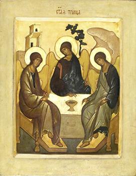 Atelier des Saints-Apôtres. Cours d'iconographie au Séminaire, avec Mme Emilie van Taack (second semestre)