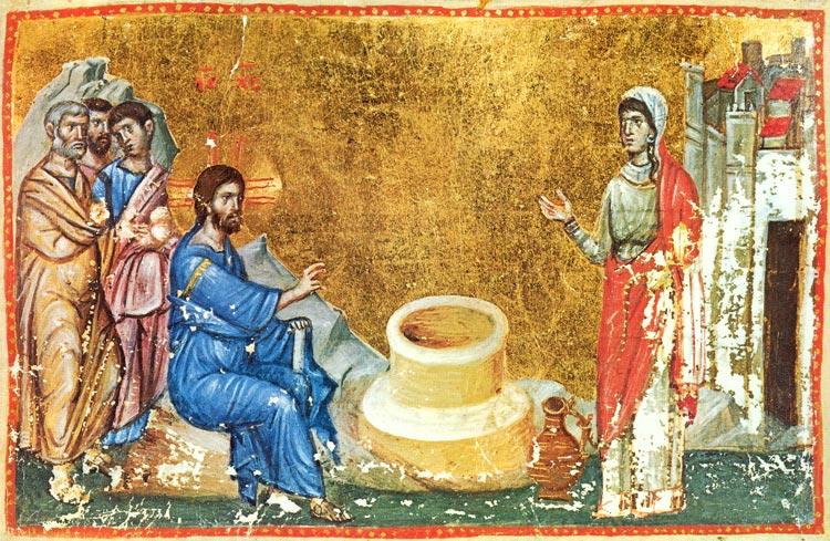 """""""Celui qui boira de l'eau que je lui donnerai n'aura plus jamais soif"""". Homélie pour le dimanche de la Samaritaine"""