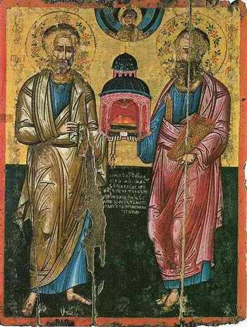 """""""Honneur à vous, les croyants!"""" Homélie pour la fête des saints apôtres Pierre et Paul"""