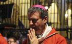 Cinq d'entre nous ont assisté à l'ordination épiscopale de Mgr Didier Berthet