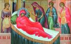 """""""La Porte ouverte sur l'Orient attend la venue du Grand-Prêtre"""". Homélie pour la Nativité de la Mère de Dieu"""