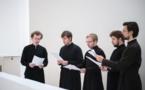 Le choeur du Séminaire a participé à l'inauguration du centre spirituel et culturel russe à Paris