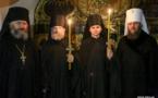 Notre ancien élève Victor Voloshin est devenu moine Philarète