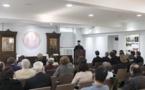 Enregistrement vidéo de la conférence de Mgr Job Getcha sur l'histoire de la liturgie orthodoxe