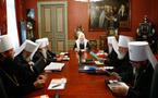 Décision du Saint-Synode