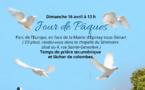ANNONCE: Rassemblement des chrétiens du Val-d'Yerres à Épinay-sous-Sénart le jour de Pâques