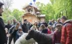 Fête de Pâques pour les familles des sapeurs-pompiers du Val-d'Yerres
