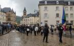 Une délégation du Séminaire a participé aux festivités de la saint Willibrord à Echternach