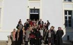La paroisse des Trois-Saints-Docteurs en visite au séminaire
